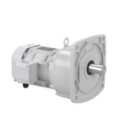 FLANGE MOUNTED TYPE – P-PAF Series 3-Phase 1.5kW